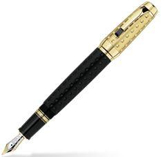 Montblanc Boheme Doue Gold Plated Fountain Pen 36003