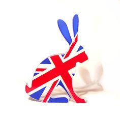Britannia Hare Glass Sculpture Screen by flyingcheesetoastie, £30.00 @Heather (Mitchell) Lawrence
