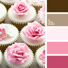 Resource that helps you in color selection, specially created with this aim; it is the generator of inspiration Pink Color Schemes, Colour Pallete, Color Combos, Color Palettes, Pastel Palette, Color Balance, Design Seeds, World Of Color, Color Swatches