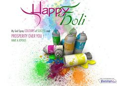 Get special holi wishes and picture messages .Send Happy holi greeting cards and graphics to your friends .Cute funny Holi photos for fb whatsapp . Happy Holi Images Hd, Holi Wishes Images, Best Holi Wishes, Happy Holi Wishes, Happy Holi Greetings, Greetings Images, Holi Greeting Cards, Happy Holi Wallpaper, Holi Girls
