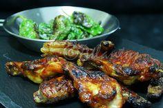 Terapia do Tacho: Asas de frango com molho barbecue (Barbecue chicken wings)
