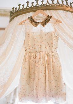 vintage elopement ideas | photo by Kate Romenesko | 100 Layer Cake