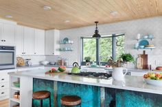 Kitchen With a Touch