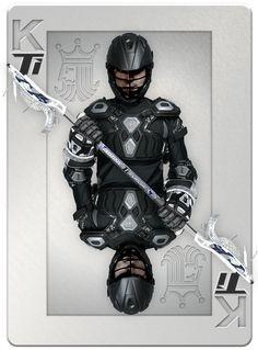 Lacrosse King ... Photoshop idea