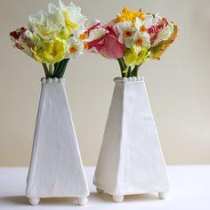 Napoleon Vase | Frances Palmer Pottery