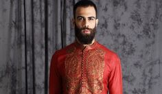 Indian sangeet attires for mens in #Noida #Delhi #Ncr #India. #SangeetAttires #MensWear Contact us : Mobile No. 9350301018 Email:- designlablotus@gmail.com http://puneetandnidhi.com/kurta-salwar-concepts/