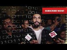 Befikre Official Trailer 2016  Ranveer Singh Vaani Kapoor Reaction  Launch at Eiffel Tower
