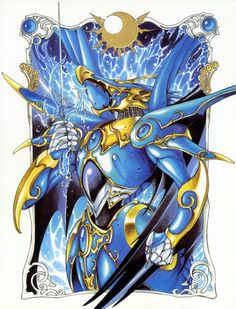 Magic Knight Rayearth - #Fantasy #Anime #Monster