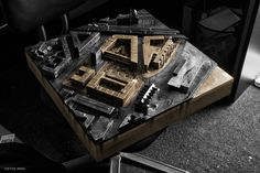 Urban Layout Model by ivstvs on DeviantArt