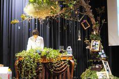 披露宴~高砂装飾②~ の画像|wedding note♡takacomachi*。