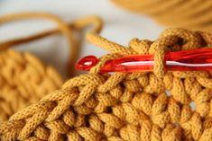 Háčkovaná taška / košík | Návody | Pletení a háčkování | Užitečné odkazy, tipy a triky | Polymerová hmota, scrapbooking, kurzy fimo, eshop – Nemravka Bracelets, Bags, Jewelry, Fashion, Handbags, Moda, Jewlery, Jewerly, Fashion Styles