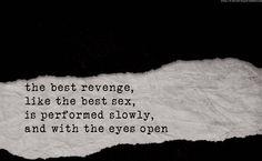 shantaram - revenge