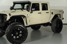 Jeep Wrangler Bandit 7.0 Hemi Supercharged Lifted Dallas TX