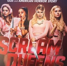 Ariana Is coming with this new show called Scream Queens coming this September.