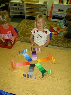 Inspired Montessori and Arts at Dundee Montessori: Sensorial Extention Color Gradation Work Montessori Color, Montessori Preschool, Preschool Curriculum, Preschool Lessons, Preschool Kindergarten, Preschool Activities, Play Based Learning, Learning Colors, Holiday Activities