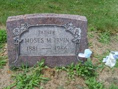 Moses Marion Irvin