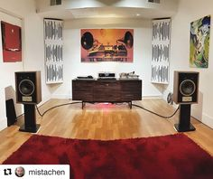 """""""Mi piace"""": 169, commenti: 4 - VintageDubs.com (@vintagedubs_) su Instagram: """"Lucky! #Repost @mistachen ・・・ Stopped in at The Audio Room last night. Listened to a few tracks on…"""""""