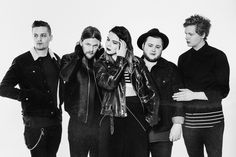 On of the best bands I have heard this decade.  Of Monsters and Men released one of the finest albums this year with Beneath the Skin.