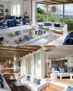 Private House Co Outdoor Spaces, Outdoor Living, Gazebos, Dream Beach Houses, Beach House Decor, Home Decor, Coastal Living, My Dream Home, Interior Architecture
