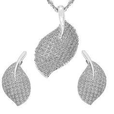 CZ Studded Brass Pendant, Earrings Set with Chain #trendingjewelry #indianfashion #indiapokemongo  #photooftheday