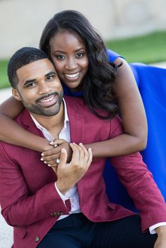 Real Engagements {Washington D.C.} Nydia & Terrance! - Blackbride.com