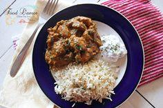 Chicken Tikki Masala & Coconut Mint Yogurt Sauce   Food L'amor by Melissa   #glutenfree #healthyrecipes #indianfood