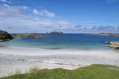 Bosta Beach, Isle of Lewis, Outer Hebrides, Scotland - I spent a night in a blackhouse youth hostel there - breathtaking!!!