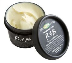 Lush R&B: This stuff is a miracle curl saver - and it smells divine!