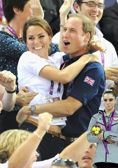 McKayla Maroney is not impressed with Will and Kate's happiness.  McKayla Maroney meme