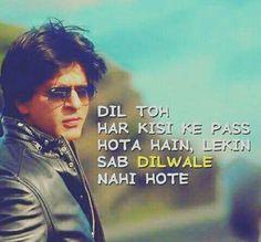 Shah Rukh Khan - Dilwale (2015)