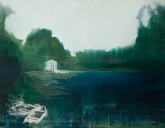 New Blood Art | Lost Horse Lake by Paul Smith | Buy Original Art Online | Artworks by Emerging Artists for Sale