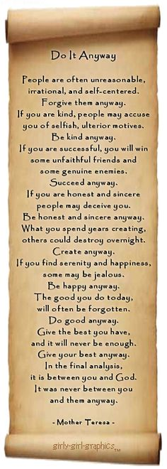 This certainly is, one of my favorites from Mother Teresa really was an example of someone with a genuine heart to serve and love people models personalities Great Quotes, Quotes To Live By, Me Quotes, Inspirational Quotes, Strong Quotes, Change Quotes, Attitude Quotes, Girl Quotes, Positive Quotes