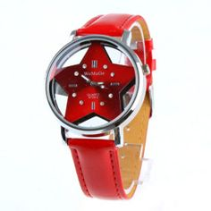 Watch that is oddly similar to Sailor Mars' Cool Watches, Wrist Watches, Watches Online, Fashion Watches, Watch Bands, Cool Stuff, Stuff To Buy, Girl Fashion, My Style