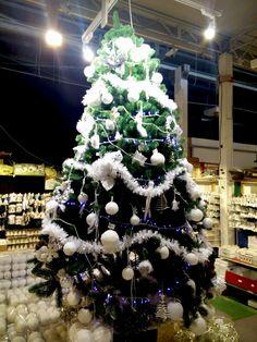 Albero di Natale Ghiaccio