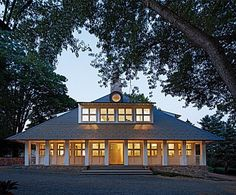 Modern Rendition of a cottage | Michael Graves Architecture Photos | Architectural Digest