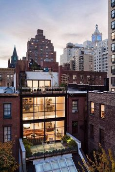 An extraordinary apartment in New York City