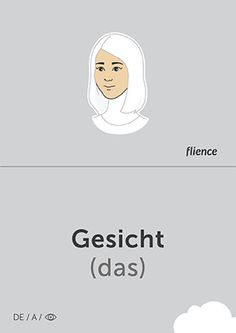 """face"" | Deutsch"