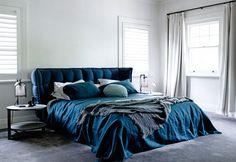 Carpet colour for unit