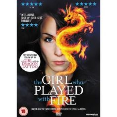 """The Girl who Played with Fire"", especially Noomi Rapace is brilliant as Lisbeth Salander."