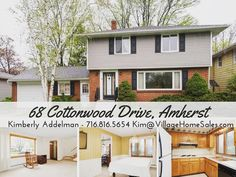 Am amazing opportunity awaits you at 68 Cottonwood Drive in Amherst! #forsale