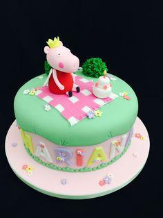 #peppa #cake #bolodecorado