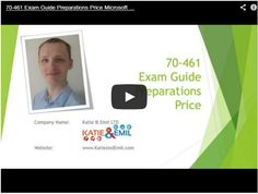 70-461 Exam Preparations