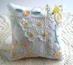fiberluscious: Gallery From a doily