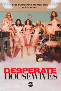 Desperate Housewives 27x40 TV Poster (2004)