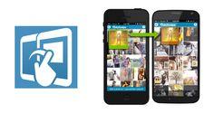 #FotoSwipe per #iPhone e #Android - condividi istantaneamente #foto e #video su più dispositivi  xantarmob.altervista.org/?p=34683   #apps #free