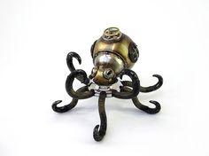 Steampunk Animal Sculptures by Igor Verniy Intricate http://designwrld.com/steampunk-animal-sculptures-igor-verniy/