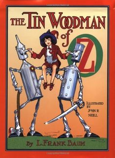 The Tin Woodman of Oz: A Faithful Story of the Astonishing Adventure Undertaken by the Tin Woodman, Assisted by Woot the Wanderer, the Scarecrow of Oz, and Polychrome, the Rainbows Daughter by L. Frank Baum (Book 12 of 14), http://www.amazon.com/dp/0688149766/ref=cm_sw_r_pi_dp_qSBGrb1Y7A8AM