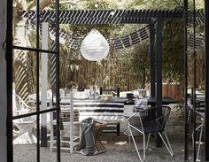 De gezellige vtwonen tuin!