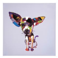 dwell - Chihuahua canvas smal