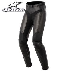 #Alpinestars #Vika #Leather #Pants #Women's #motorcycle #gear